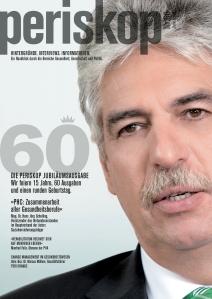 Periskop 60 - Cover - Mag. Dr. Hans Jörg Schelling