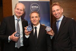 NIVEA MEN Pressekonferenz (26. April 2016)