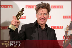 Tobias Moretti @ 27. ROMY-Verleihung