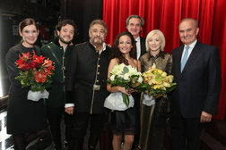 Gala-Premiere MACBETH mit Plácido Domingo (13. November 2016)