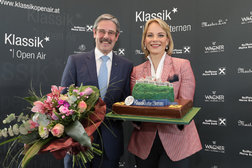 PK Kammersängerin Elīna Garanča (16. Februar 2017)