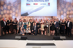 Best of Pharma Advertising 2017 (18. Mai 2017)